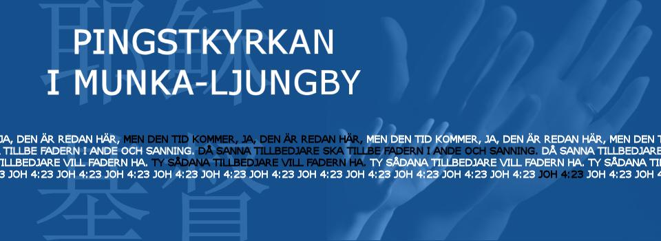 Pingstkyrkan i Munka-Ljungby